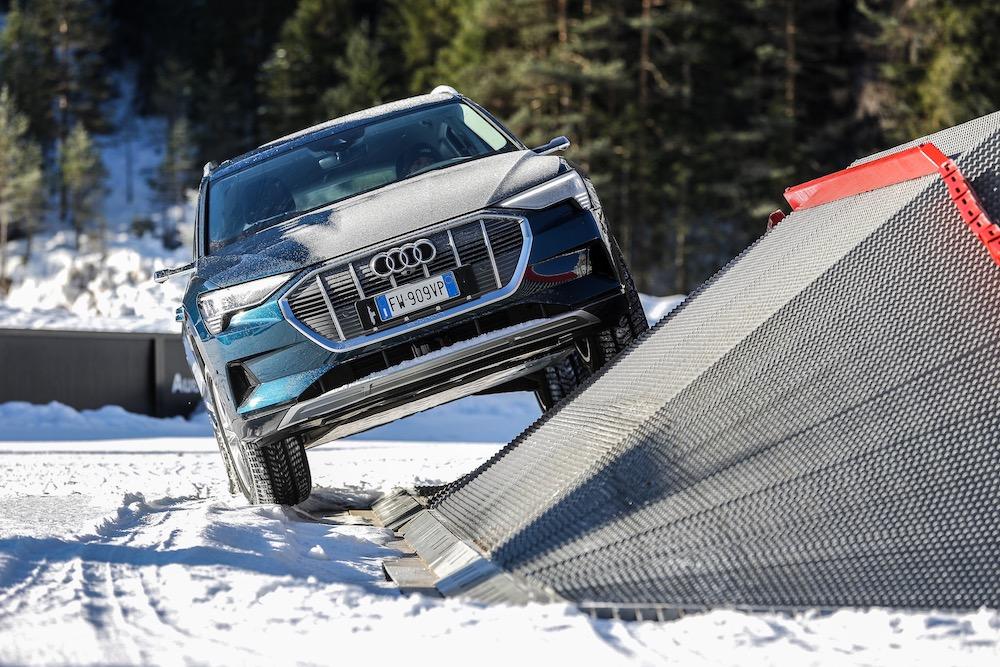 Audi Cortina d'Ampezzo
