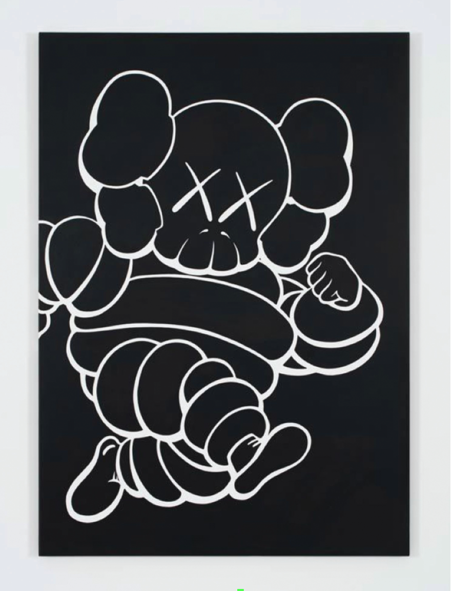 KAWS: WHAT PARTY Brooklyn Museum New York