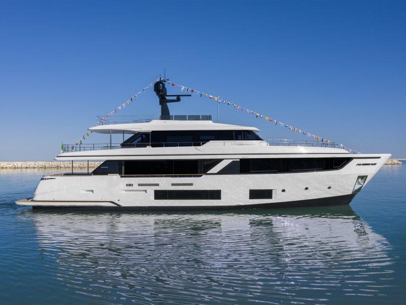 Navetta 30 - Custom Line - Ferretti Group