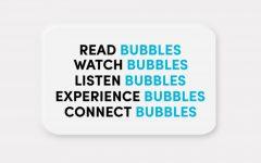 arte digitale - bubbles - Pirelli HangarBicocca