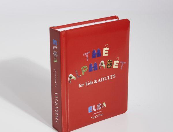 The Alphabet for Kids & Adults - Maison Valentino - Elsa Majimbo