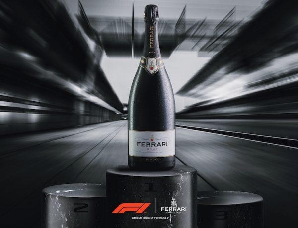 Ferrari Trento è il brindisi ufficiale della Formula 1®