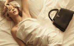 Léa Seydoux - Louis Vuitton - Capucines 2021