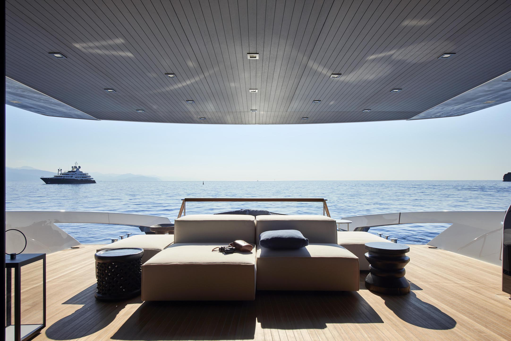 Sanlorenzo Yacht SX88-deck-Photo Leo Torri PH Courtesy Sanlorenzo