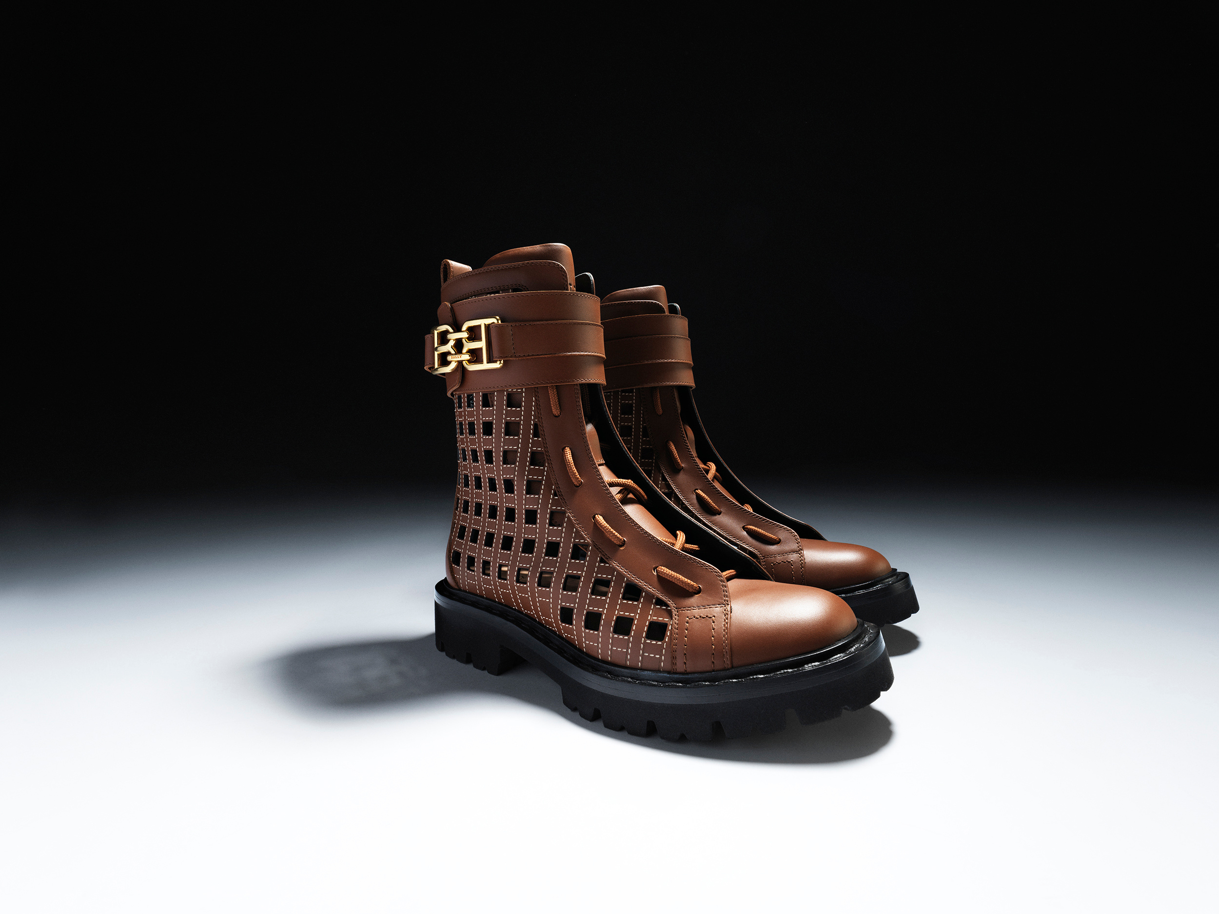 Bally Laser-Cut Collection