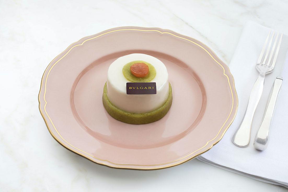 La Pasticceria -Niko Romito - Bvlgari Hotels & Resorts Cassata