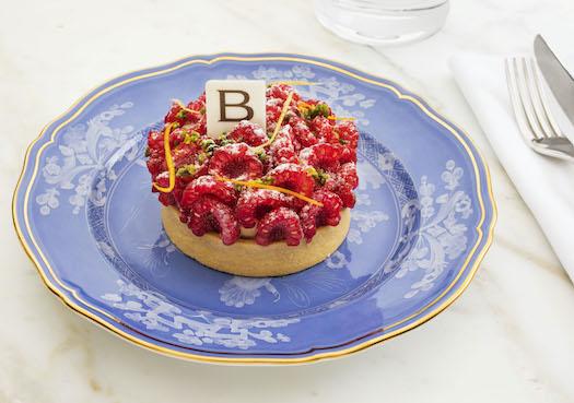 La Pasticceria -Niko Romito - Bvlgari Hotels & Resorts Crostata Di Frutta Fresca