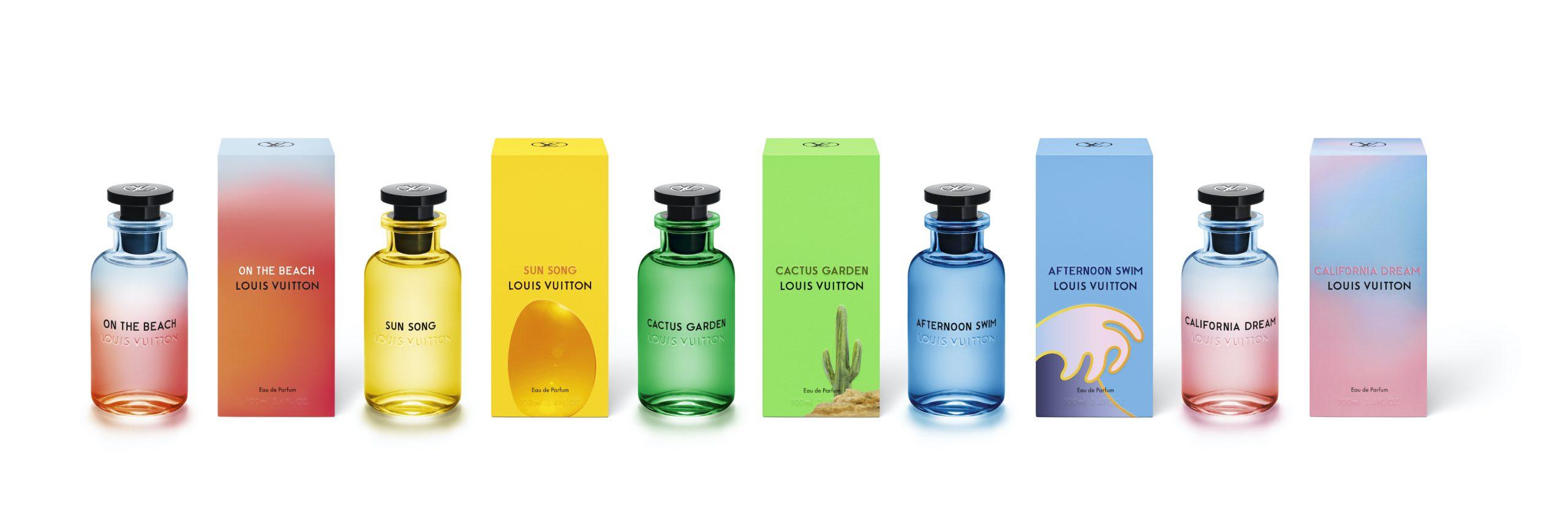 On The Beach - Louis Vuitton - Nuova Fragranza