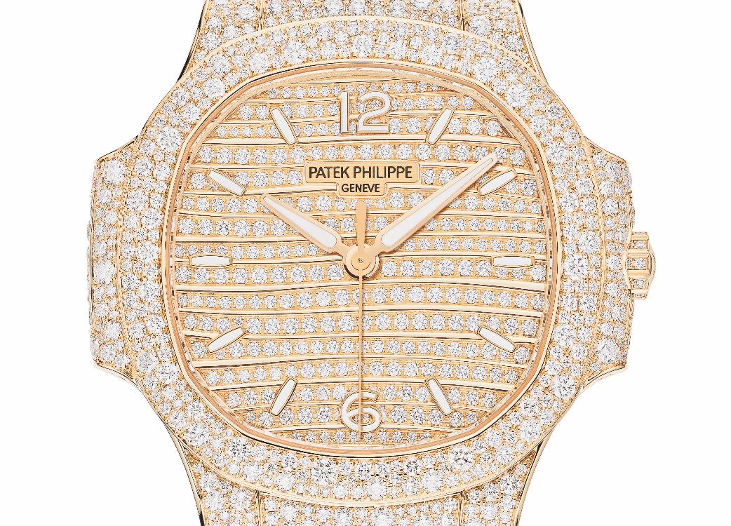 Patek Philippe - Nautilus Ladies