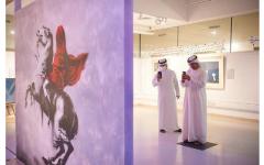 Banksy Mostra a Dubai - Ph Courtesy Interface Tourism Italy