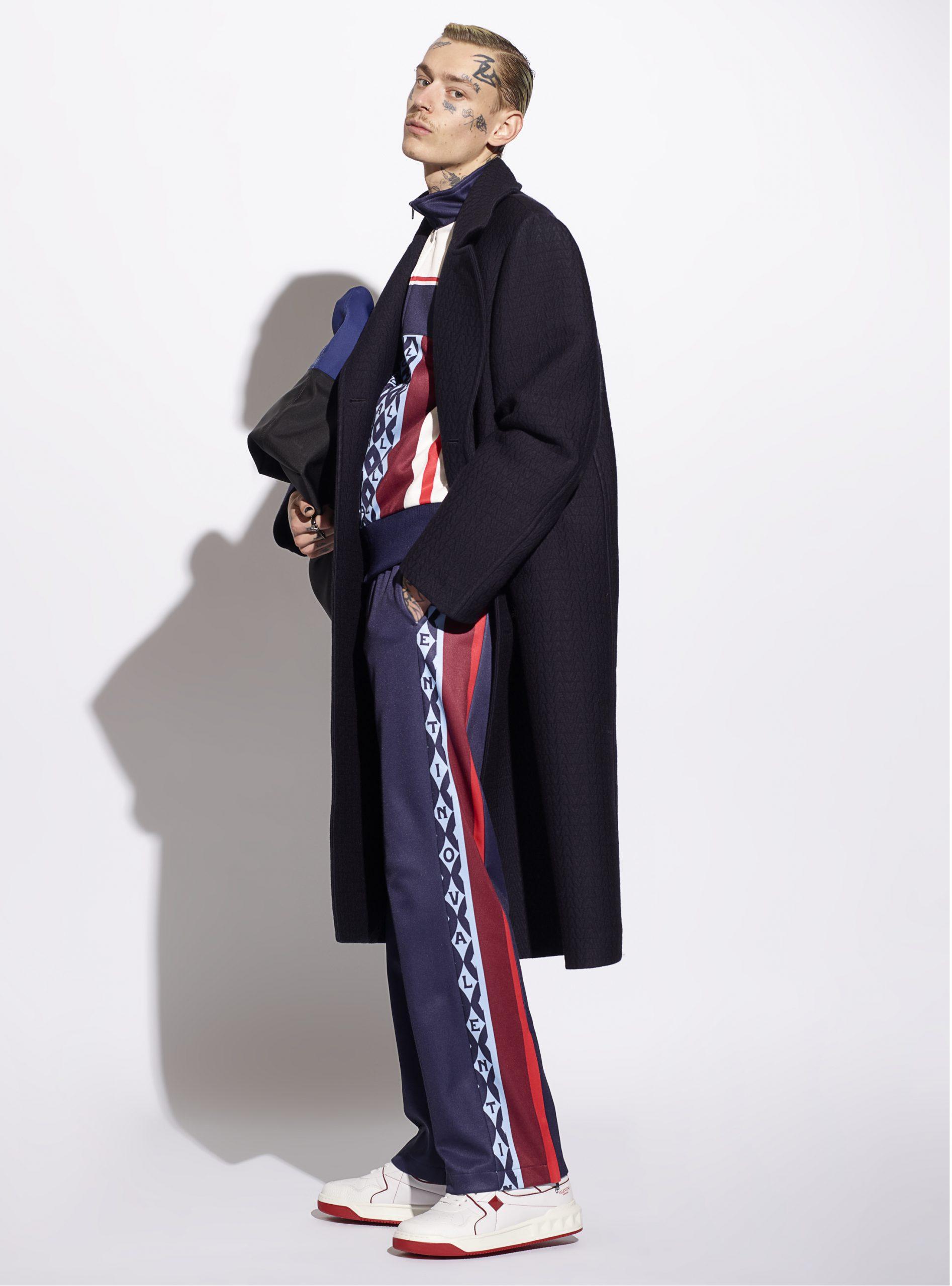 Valentino - Fall 21 - Sneaker One Stud - Ph Courtesy Maison Valentino