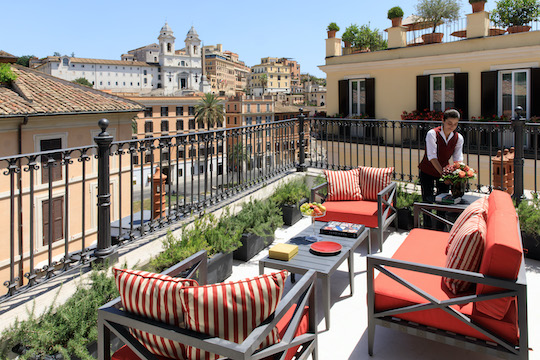 Rocco Forte House - Roma - Ph Courtesy Italy Sotheby's International Realty