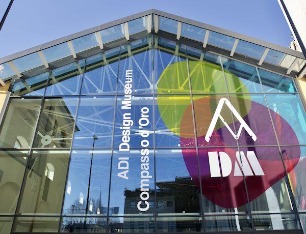 ADI Design Museum Milano, Facciata Vetrata, © M.Bonetti