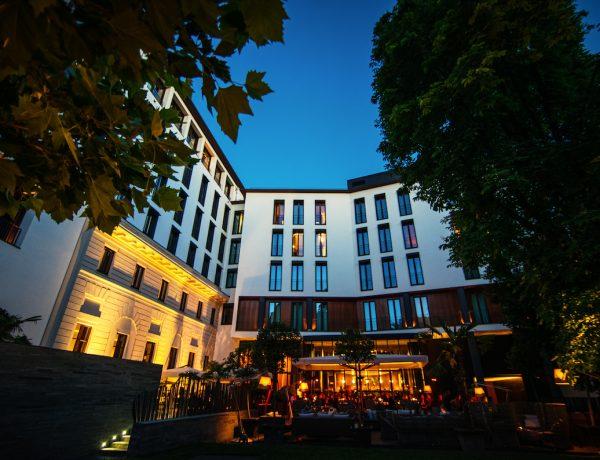Riapre il giardino di Bvlgari Hotel Milano - Ph Courtesy Bvlgari
