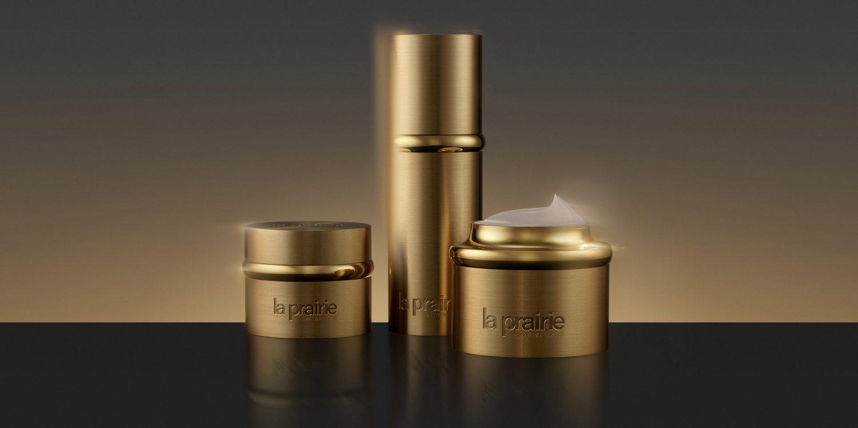 Pure Golden Collection La Prairie Ph Courtesy La Prairie