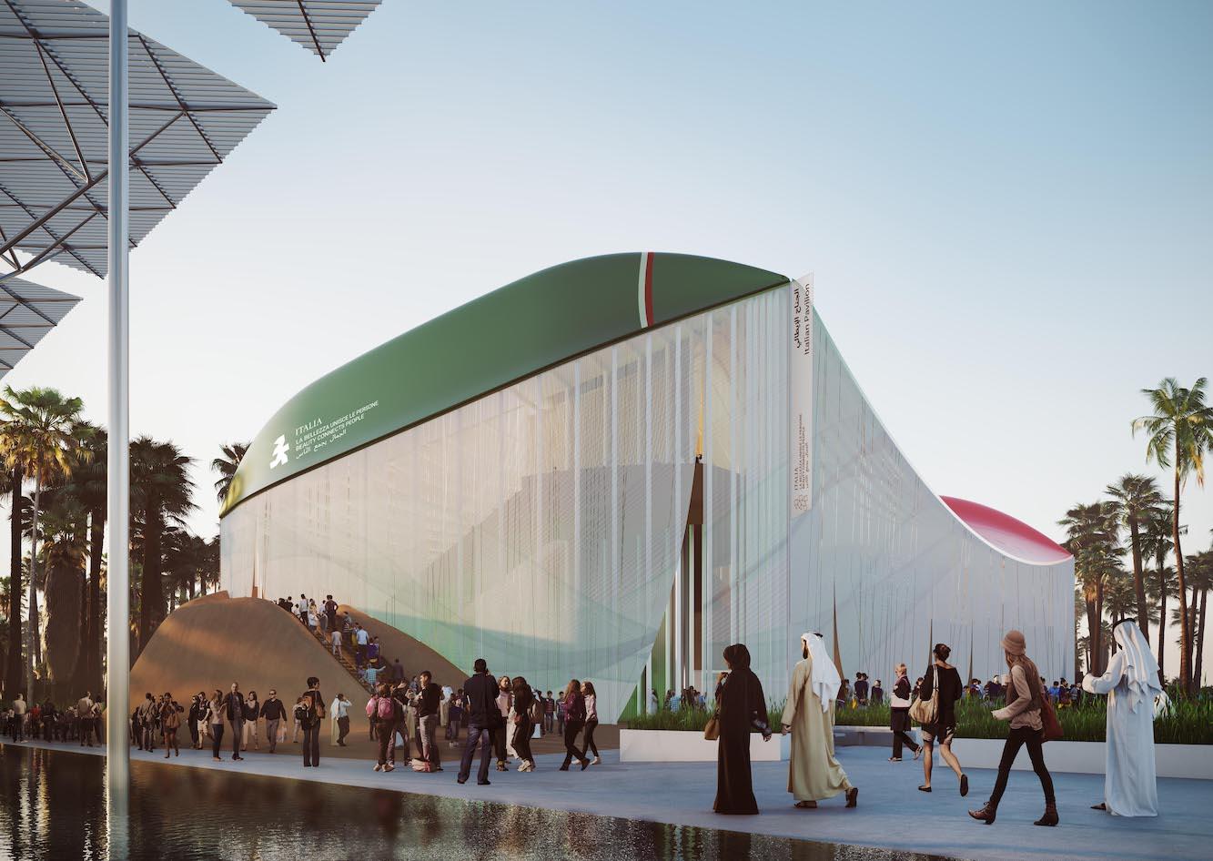 Acqua di Parma - Expo 2020 Dubai - Ph Courtesy Acqua di Parma