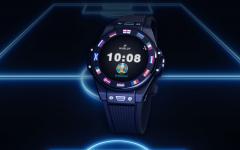 Hublot - il nuovo orologio connesso Big Bang - Ph Courtesy Hublot