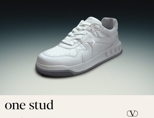 Valentino - Fall 21 - Sneaker One Stud - Ph Courtesy Maison Valentino