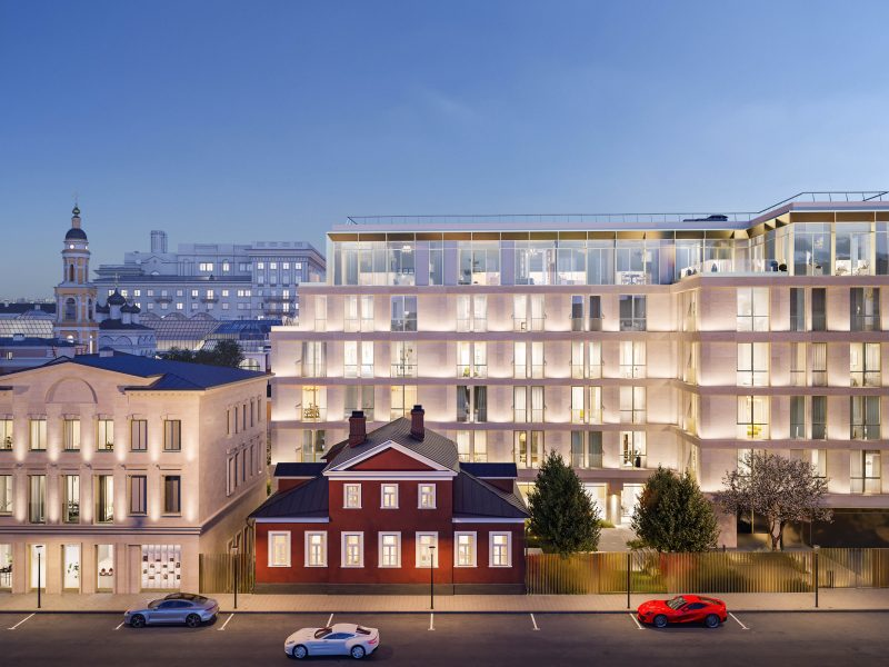 Armani Casa Moscow Residences - Ph Courtesy Giorgio Armani