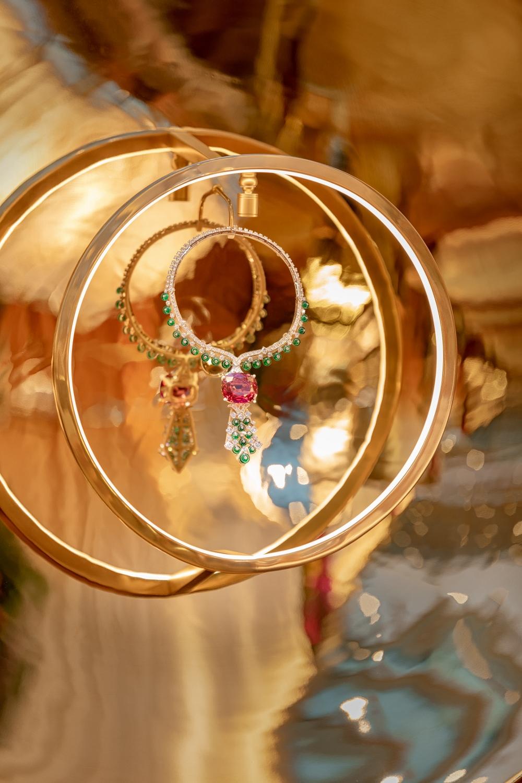 Collana Bvlgari Alta Gioielleria Collezione Magnifica - IMPERIAL SPINEL Ph Courtesy Bvlgari