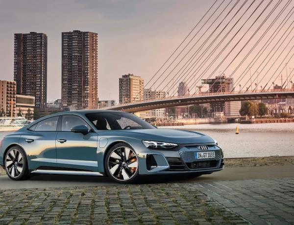 Audi e-tron GT - Ph Courtesy Audi