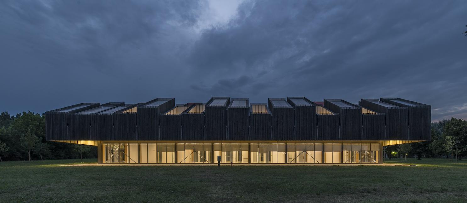 Mario Cucinella Architects, Arpae, New Headquarters, Ferrara, 2018, Foto by Moreno Maggi
