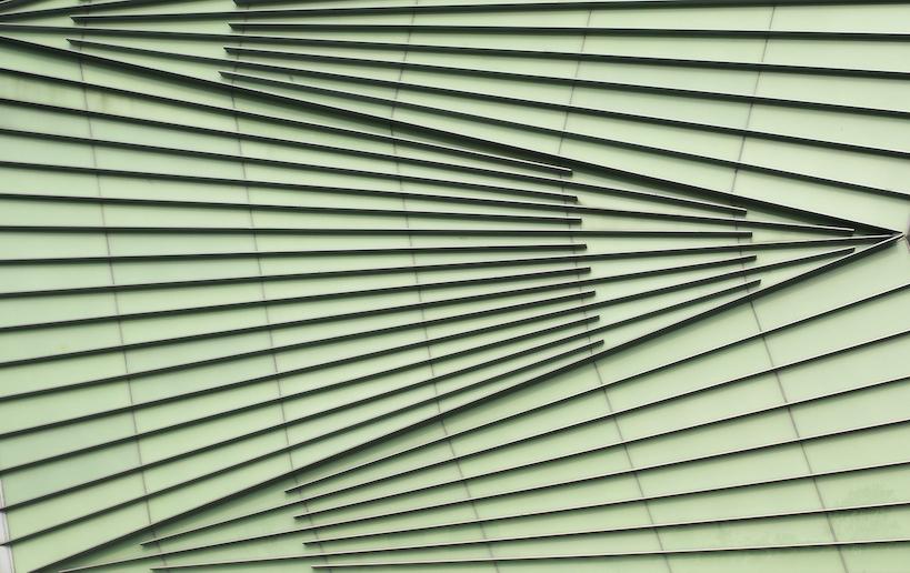 MCA Ningbo - Mario Cucinella Architects CSET detail facade 2008 Photo by Daniele Domenicali