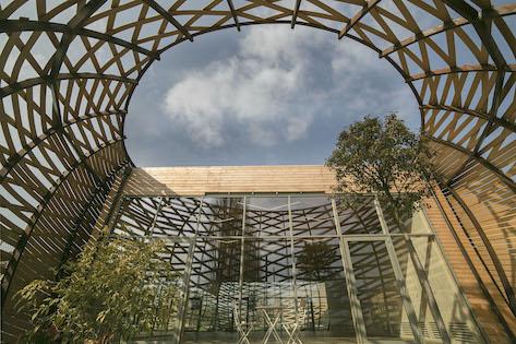 Mario Cucinella Architects, Scuola di Danza, Reggiolo, 2018, Photo by Fausto Franzosi