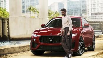 David Beckham - Global Ambassador - Maserati